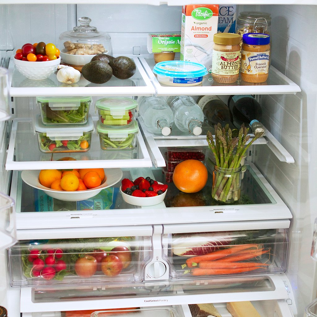 Healthy Foods You Should Have In Your Fridge Popsugar