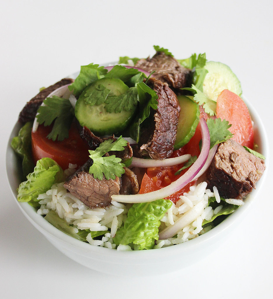 Thai Beef Salad | Healthy Takeout-Food Revamp: 25 To-Go Recipes to ...