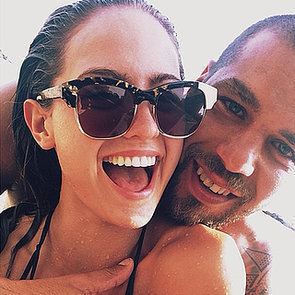 """Jesinta Campbell and Lance """"Buddy"""" Franklin Pictures"""