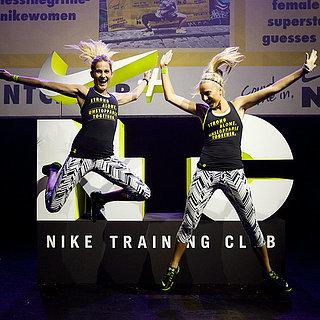 NIKE Training Club Event at Melbourne Forum Theatre