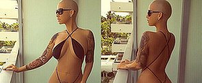 Amber Rose's New Bikini Pictures Might Be Her Sexiest Yet