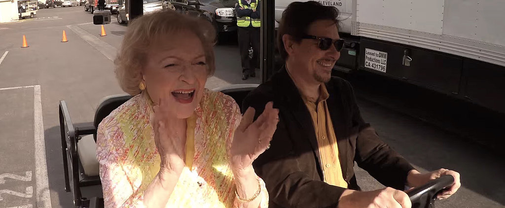 This Flash Mob Gives Betty White a Glorious B-Day Surprise