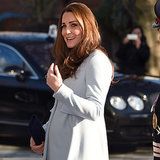 The Duchess of Cambridge Is Back Out and Showing Off Her Bump
