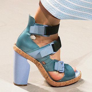 Spring Shoe Trends 2015 | Runway