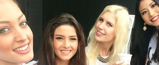 Miss Israel's Controversial Selfie Is Sparking a Social Media Frenzy
