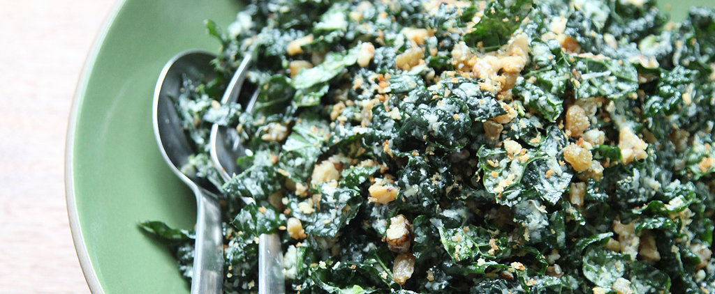7 Tricks For Better Kale Salads