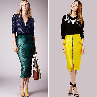 Best Pencil Skirts For Spring 2015