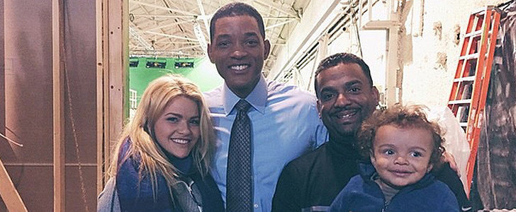 This Fresh Prince of Bel-Air Reunion Is the Best Thing to Happen to Your Day