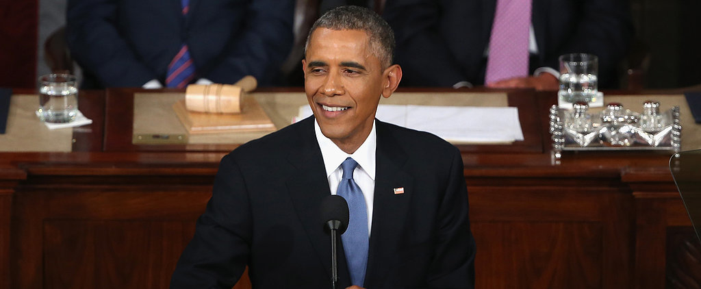 Obama's Quick Comeback During the State of the Union Has Gone Viral