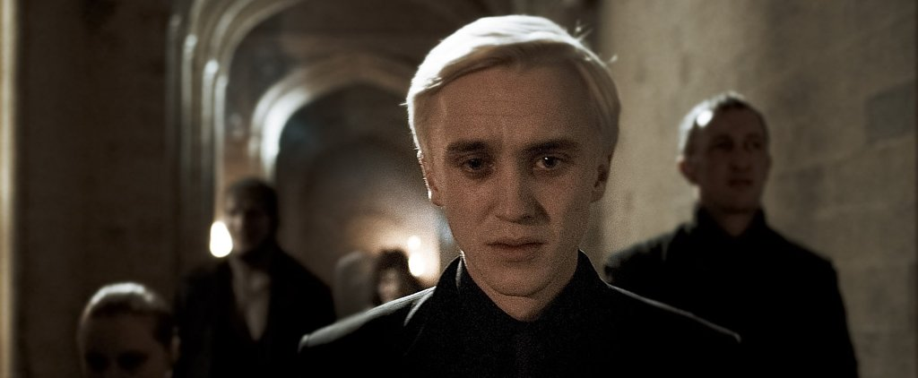 Tom Felton Is Pretty Bummed That He's Actually a Gryffindor