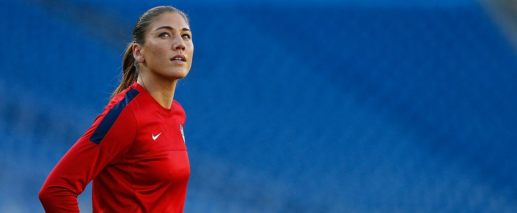 Hope Solo Has Been Suspended From US Soccer Team For 30 Days
