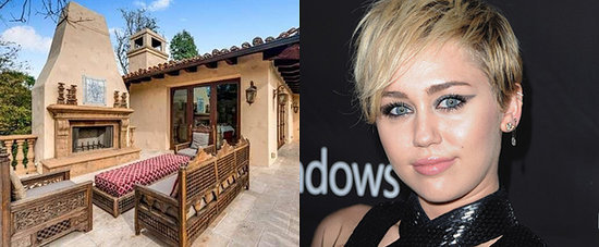 Miley Cyrus's Childhood Home Hits the Market For $5.9 Million