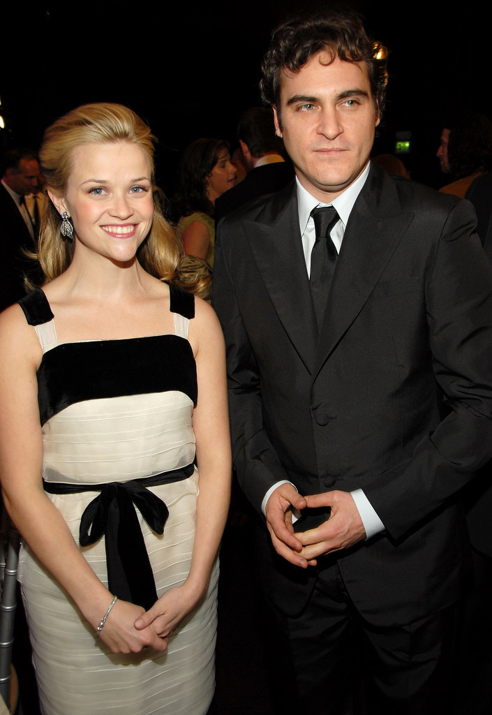 Onscreen couple Reese Witherspoon and Joaquin Phoenix were ...