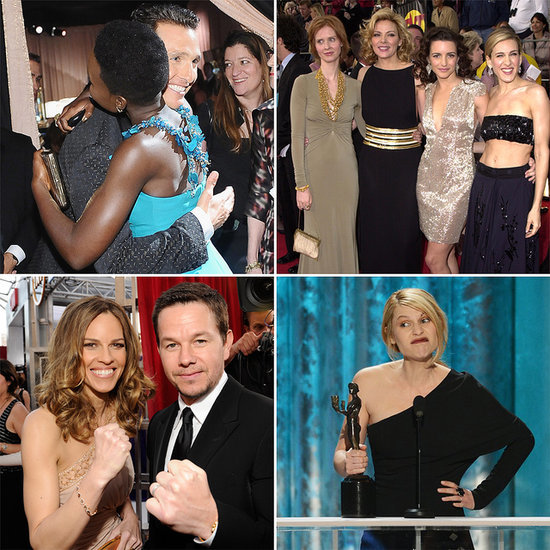 Memorable SAG Awards Snaps to Get You Excited For the Show