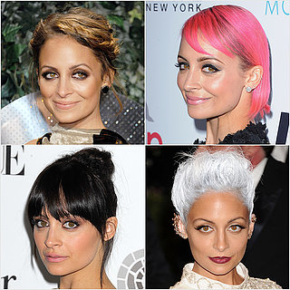 Nicole Richie Hair Colors