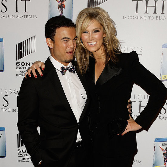 Guy Sebastian Reveals He Dated Delta Goodrem