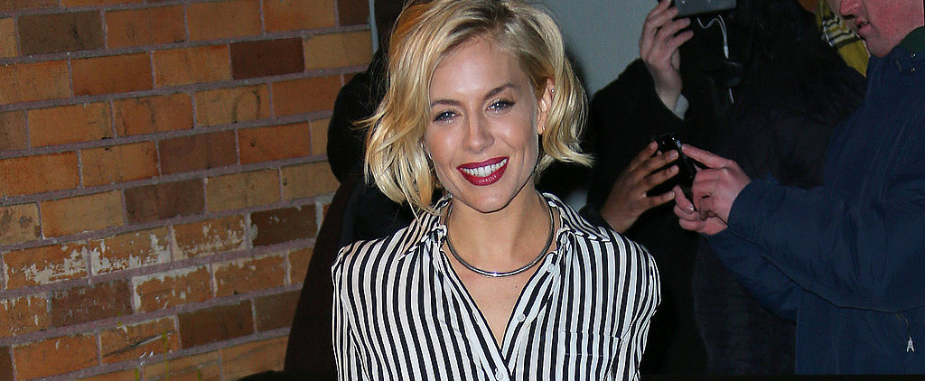 Fact: Sienna Miller Has Earned Her Style Stripes