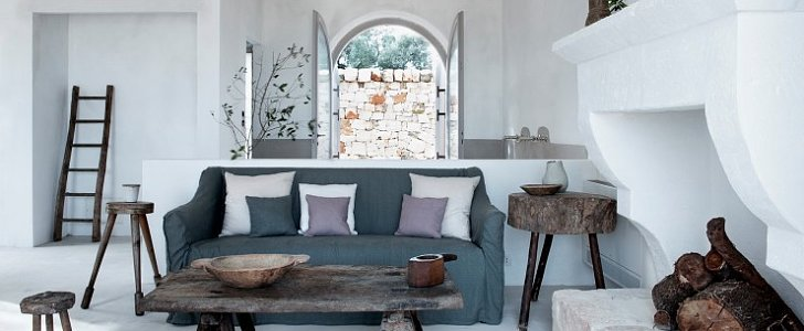 The Most Stylish Farmhouse Rentals in Italy