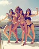 Taylor Swift Shows Off Amazing Bikini Body, Belly Button in Hawaii: Photos