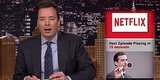 Jimmy Fallon Explains The Reason For Netflix's Countdown Between Episodes