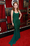 Julianne Moore Looks Like Ariel at SAG Awards 2015