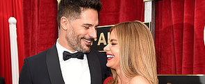 Sofia and Joe Bring Their Engaged Glow to the SAG Awards Red Carpet