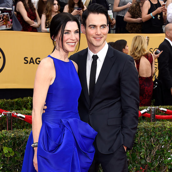 Hot Celebrity Couples at the 2015 SAG Awards