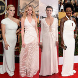 Best White Dresses at SAG Awards 2015
