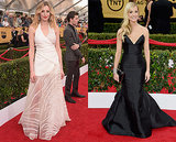 Downton Abbey Dresses SAG Awards 2015
