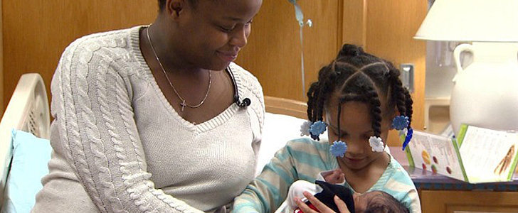 4-Year-Old Girl Saves Her Mother's Life by Calling 911 and Gets Big Reward