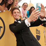 The SAG Awards Are Proof You Should Be on the Eddie Redmayne Train