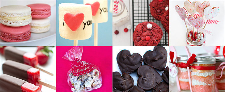 Satisfy That Sweet Tooth With 30 Edible Valentines