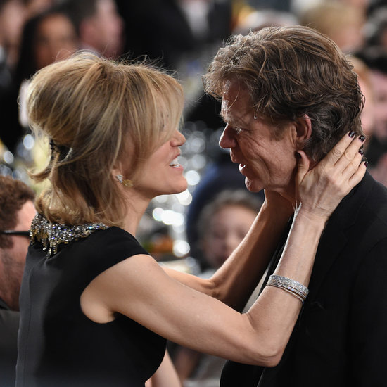 Felicity Huffman and William H Macy at the SAG Awards