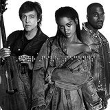 Check Out Rihanna's New Song Featuring Paul McCartney and Kanye West