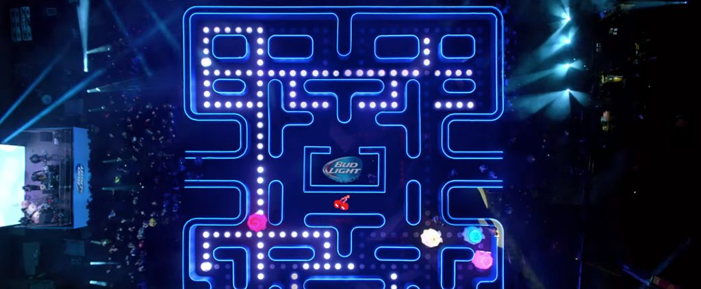 Your Inner Child Will Geek Out Over This Bud Light Commercial Featuring Pac-Man