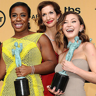 Orange Is the New Black Cast at the SAG Awards 2015