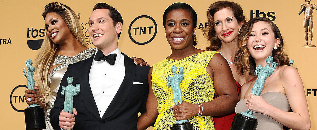 The Entire Cast of OITNB Was Granted Furlough For the SAG Awards