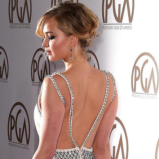 Jennifer Lawrence at the Producers Guild Awards 2015