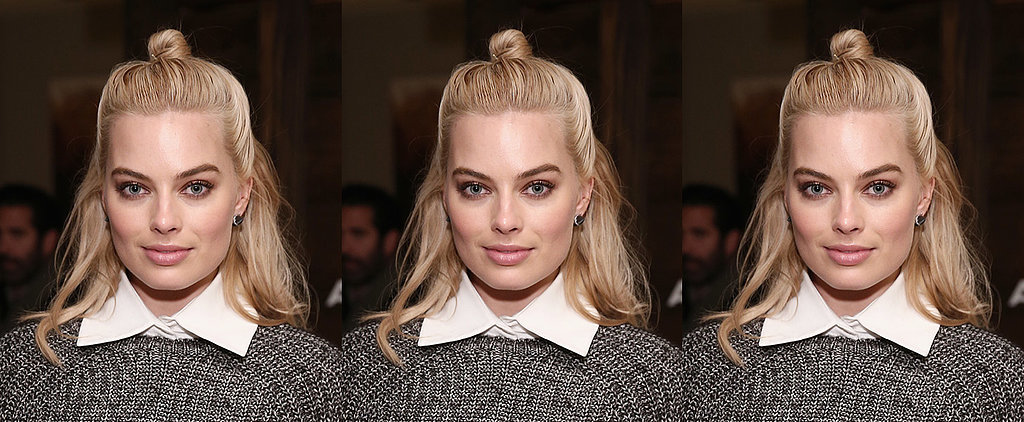 The Half Top Knot Is Your Long Weekend Hair Saviour