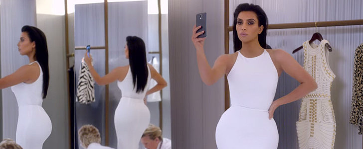 POPSUGAR Shout Out: Watch Kim Kardashian's Hilarious T-Mobile Commercial