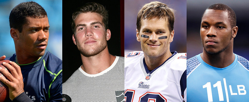 Sexy Super Bowl Players We Can All Root For