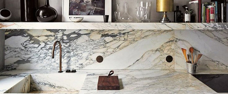 14 Stylishly Stone-Cold Marble Sinks
