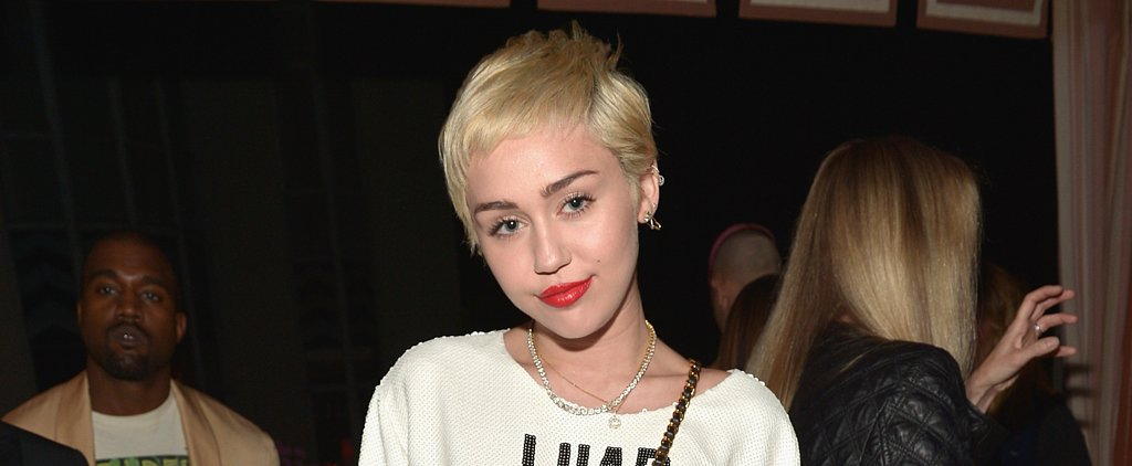Miley Cyrus Goes Topless on Vacation With Patrick Schwarzenegger