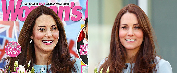 Kate Middleton Suffers From Photoshop Fail