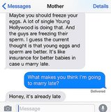 Crazy Jewish Mom's Funniest Motherly Advice