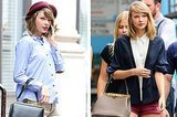 Definitive Proof That Taylor Swift's Style Is Inspired By Paddington The Bear