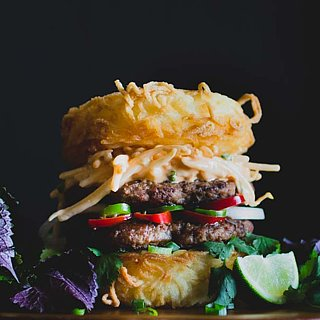 Pho Burger Recipe From Foodbeast