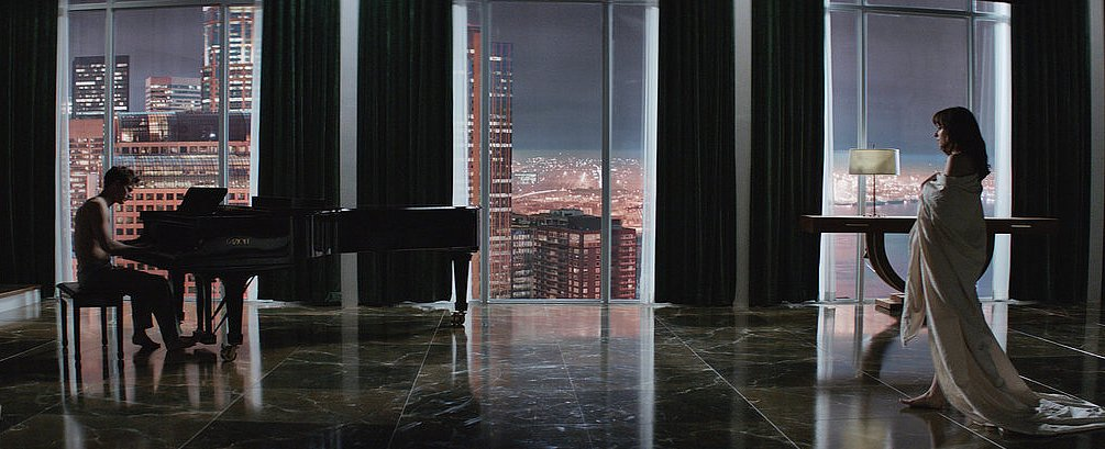 5 Fascinating Facts Behind Christian Grey's Apartment