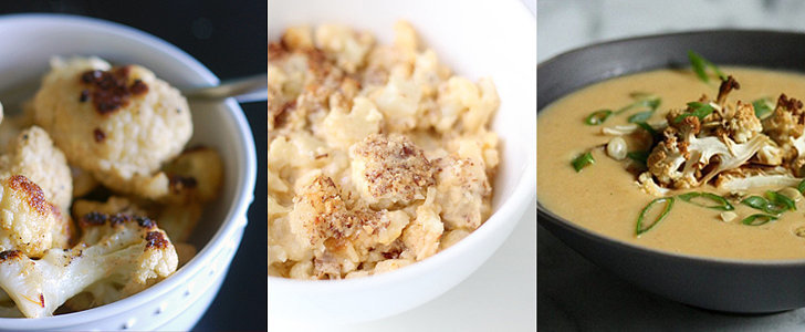 9 Versatile Recipes That Substitute Cauliflower For Carbs