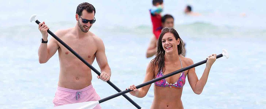 Bachelorette Desiree Hartsock Honeymoons in a Bikini